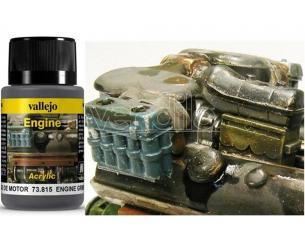 WEATHERING ENGINE GRIME 40ML 73815 COLORI VALLEJO VALLEJO