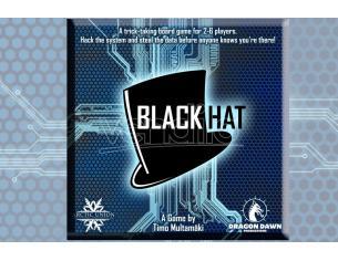 Artic Union Black Cappello Boardgame Gioco Da Tavolo
