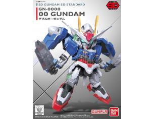 BANDAI MODEL KIT SD GUNDAM 00 EX STANDARD 008 MODEL KIT