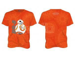 Sd Toys T-shirt Sw Ep7 Bb-8 Tie Dye Arancione Men Taglia Xxl T-shirt