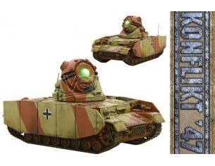 WARLORD GAMES KONFLIKT 47 GERMAN PZ IV-X WARGAME