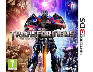 TRANSFORMERS: THE DARK SPARK AZIONE AVVENTURA - NINTENDO 3DS