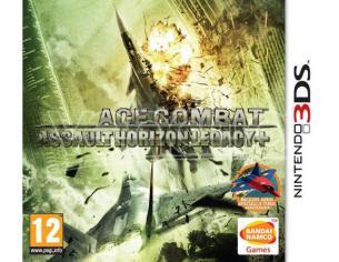 ACE COMBAT ASSAULT HORIZON LEGACY PLUS SIMULAZIONE - NINTENDO 3DS