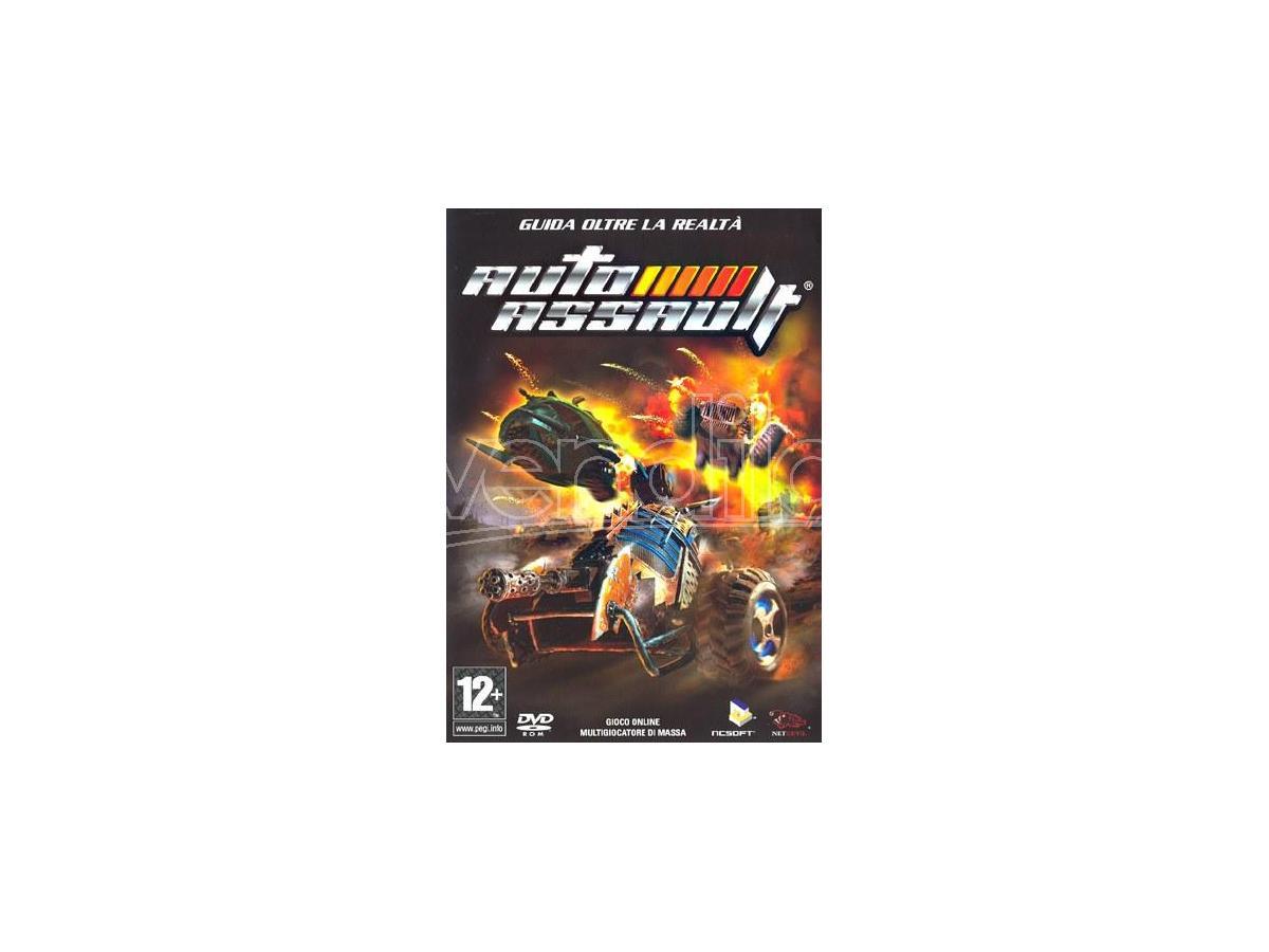 AUTO ASSAULT MMORPG - GIOCHI PC