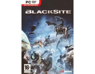 BLACKSITE SPARATUTTO - GIOCHI PC