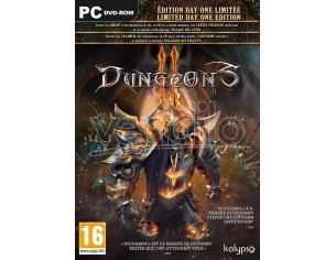 DUNGEONS 2 DAY ONE EDITION GIOCO DI RUOLO (RPG) - GIOCHI PC
