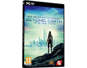 CIVILIZATION BEYOND EARTH RISING TIDE STRATEGICO - GIOCHI PC