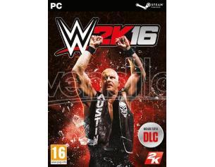 WWE 2K16 SPORTIVO - GIOCHI PC