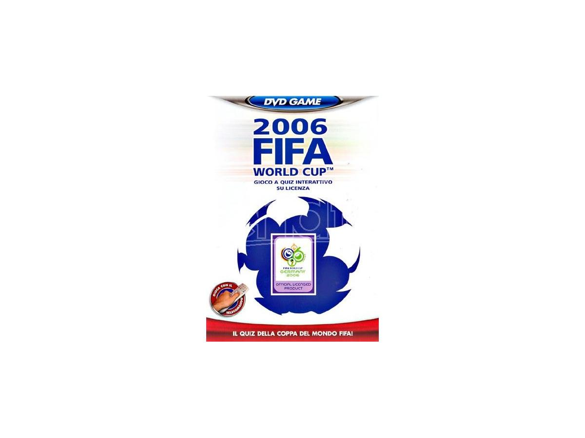 FIFA WORLD CUP 2006 *DVD GAME* SOCIAL GAMES - GIOCHI PC