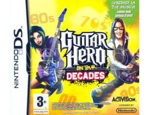 Guitar Hero on tour Decades Social Games - Nintendo DS