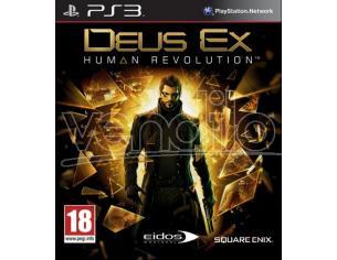 Deus Ex:Human Revolution Sparatutto-Playstation 3