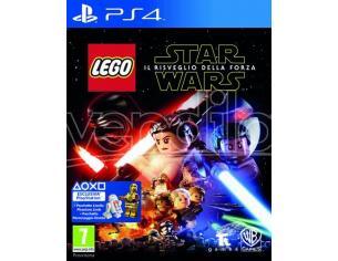 LEGO STAR WARS:IL RISVEGLIO DELLA FORZA AZIONE AVVENTURA - PLAYSTATION 4