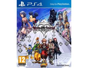 KINGDOM HEARTS HD 2.8 FINAL CHAPTER P. GIOCO DI RUOLO (RPG) - PLAYSTATION 4