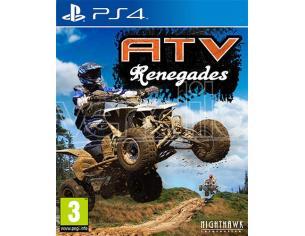 ATV RENEGADES GUIDA/RACING - PLAYSTATION 4