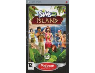 THE SIMS 2 ISLAND PLT SIMULAZIONE - SONY PSP