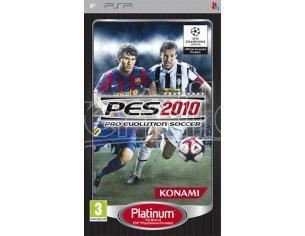 PRO EVOLUTION SOCCER 2010 PLT SPORTIVO - SONY PSP