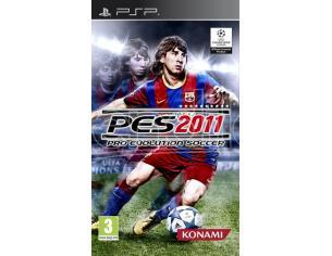 PRO EVOLUTION SOCCER 2011 SPORTIVO - SONY PSP