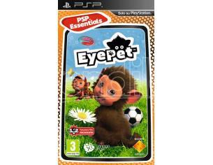 ESSENTIALS EYE PET SOCIAL GAMES - SONY PSP