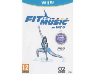 FIT MUSIC SPORTIVO - WII U
