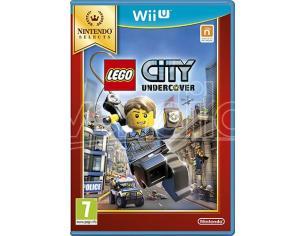 LEGO CITY UNDERCOVER SELECT AVVENTURA - WII U