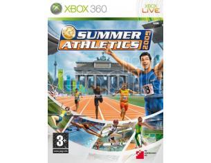 SUMMER ATHLETICS 2009 SPORTIVO - XBOX 360