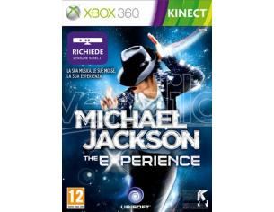 MICHAEL JACKSON THE EXPERIENCE PARTY GAME - XBOX 360
