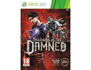 SHADOWS OF THE DAMNED AZIONE - XBOX 360
