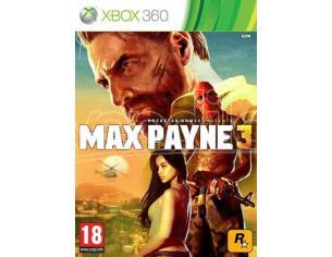 MAX PAYNE 3 AZIONE - XBOX 360