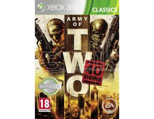 ARMY OF TWO THE 40TH DAY CLASSIC SPARATUTTO - XBOX 360