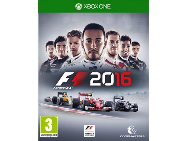 F1 2016 GUIDA/RACING - XBOX ONE