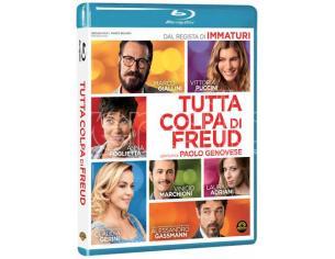 TUTTA COLPA DI FREUD COMMEDIA - BLU-RAY