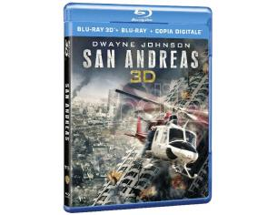 SAN ANDREAS 3D AZIONE - BLU-RAY