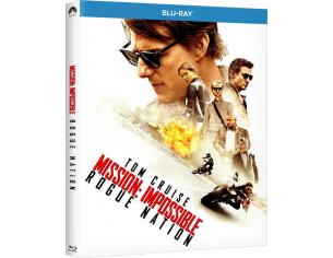 MISSION IMPOSSIBLE - ROGUE NATION AZIONE BLU-RAY