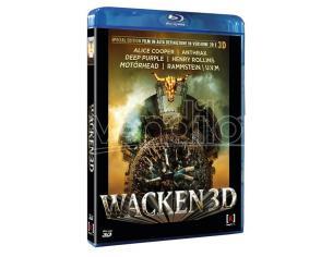 WACKEN 3D MUSICALE - BLU-RAY