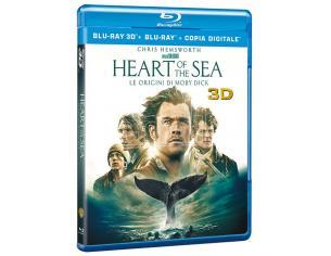 HEART OF THE SEA-ORIGINI DI MOBY DICK 3D DRAMMATICO - BLU-RAY