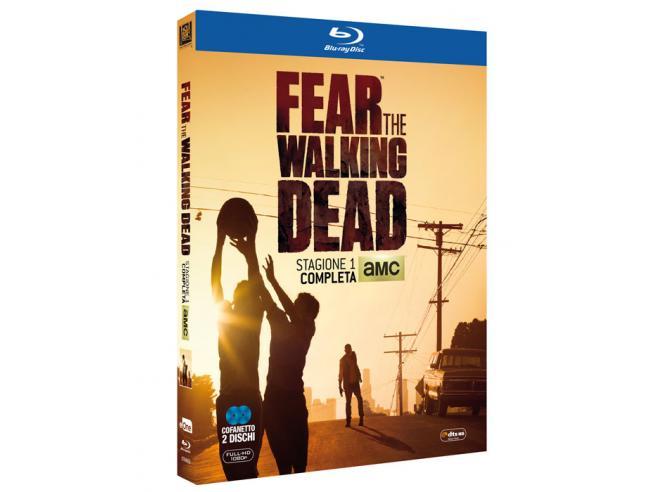 FEAR THE WALKING DEAD - STAGIONE 1 HORROR BLU-RAY