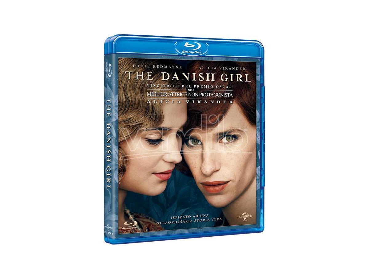 THE DANISH GIRL DRAMMATICO - BLU-RAY