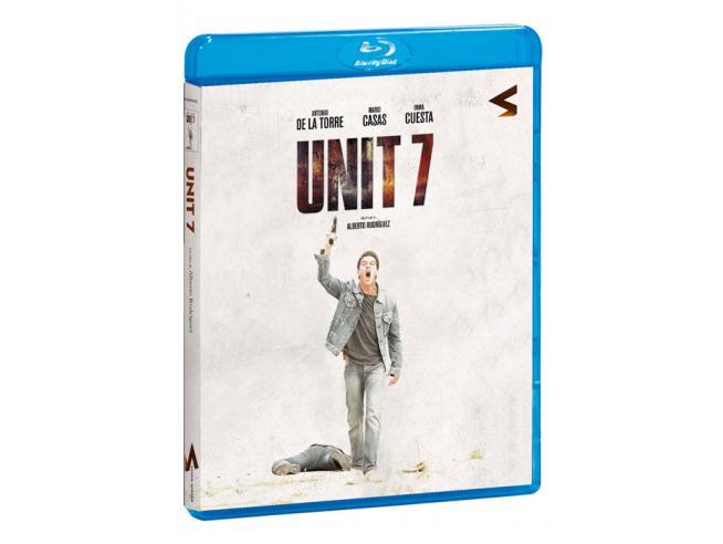 UNIT 7 AZIONE - BLU-RAY