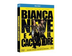 BIANCANEVE E IL CACCIATORE FANTASY - BLU-RAY