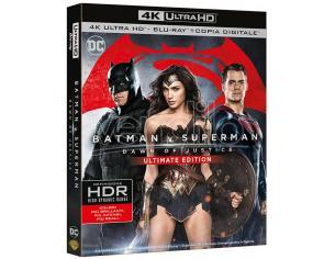 BATMAN VS SUPERMAN:DAWN OF JUSTICE 4KUHD AZIONE - BLU-RAY
