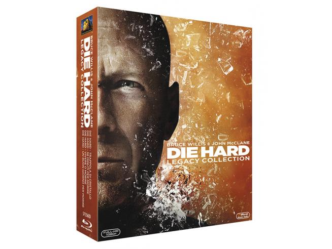 DIE HARD COLLECTION AZIONE - BLU-RAY