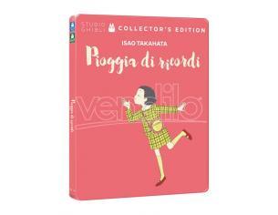 PIOGGIA DI RICORDI STEELBOOK ED. ANIMAZIONE - BLU-RAY