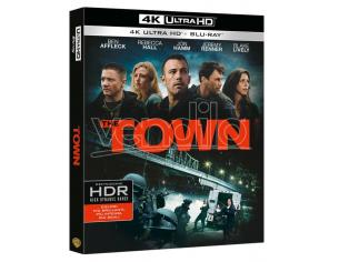THE TOWN 4K UHD AZIONE - BLU-RAY