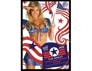 WWE GREAT AMERICAN BASH 2005 SPORTIVO - DVD