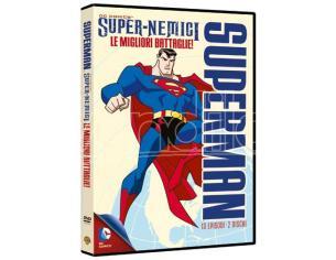 SUPERMAN SUPERVILLAINS:LE MIGLIORI BATT. ANIMAZIONE - DVD