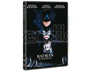 BATMAN IL RITORNO AZIONE AVVENTURA - DVD