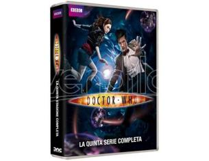DOCTOR WHO - STAGIONE 5 AZIONE AVVENTURA DVD