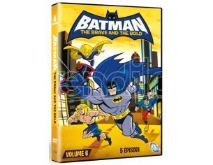 Batman: The Brave E Bold Vol. 6 Animazione - Dvd