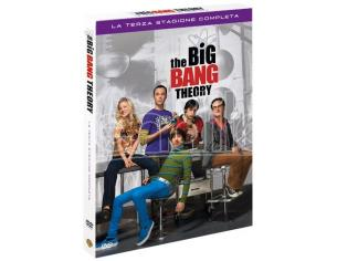 THE BIG BANG THEORY - STAGIONE 3 COMMEDIA DVD