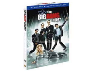 THE BIG BANG THEORY - STAGIONE 4 COMMEDIA DVD